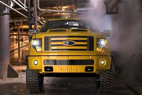 ford   tonka edition hits  road kelley blue book