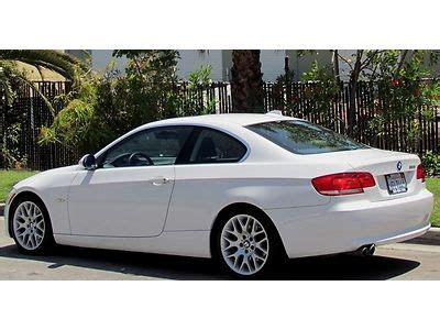Bmw 328i Sport Package by Buy Used 2008 Bmw 328i Coupe Sport Package Keyless Go