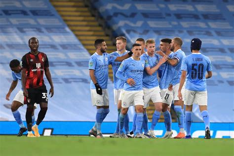 Match Recap: Manchester City into the Carabao Cup Fourth ...