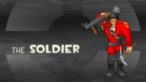 1920x1080 team fortress 2 weapon firearm gun soldier. Tf2 Soldier Wallpapers (74+ background pictures)