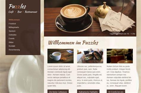 restaurant homepage erstellen tipps fuer ihre website