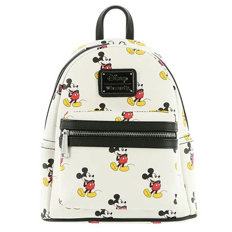 loungefly mickey   mini backpack
