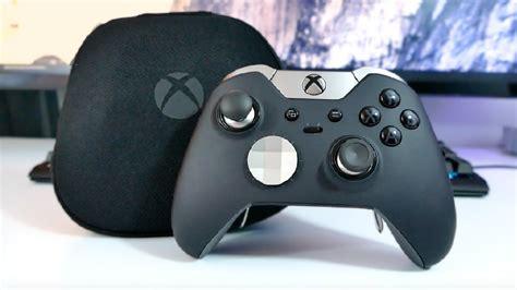 xbox elite controller review xbox one elite controller review