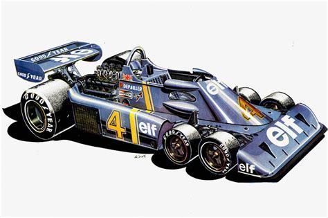 LAND FORMULA 1: Двигатель Формулы 1: от истоков к настоящему. Часть третья