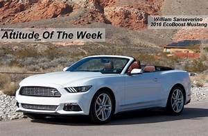 Oxford White 2016 Ford Mustang EcoBoost Convertible - MustangAttitude.com Photo Detail
