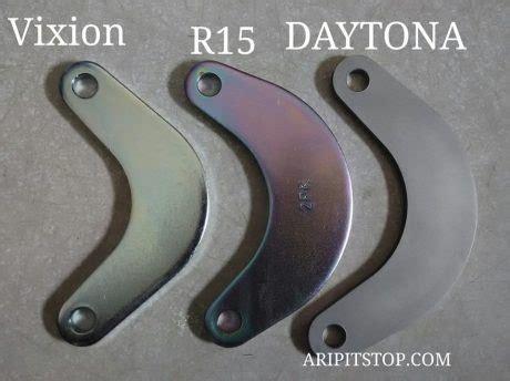 melihat perbedaan panjang connecting rod vixion r15 dan