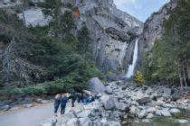 Photo Gallery Upper Yosemite Falls Trail