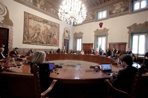 consiglio dei ministri odierno concluso cdm nuovo via libera a dichiarazione dei redditi