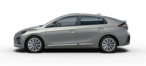 hyundai ioniq electric colours  eden motor group