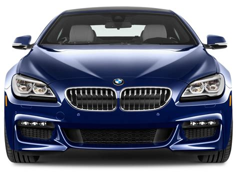 Image 2017 Bmw 6series 640i Gran Coupe Front Exterior