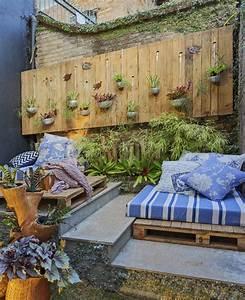 Ideen Für Paletten : wandgestaltung ideen mit paletten freshouse ~ Sanjose-hotels-ca.com Haus und Dekorationen