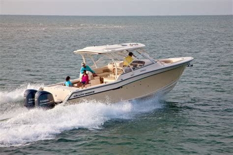 Where Are Grady White Boats Built by Grady White Freedom 335 Colossal Dual Console Articles