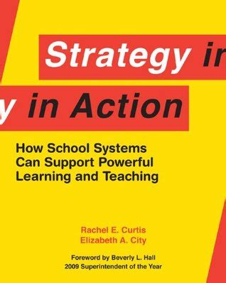 strategy  action  school systems  support