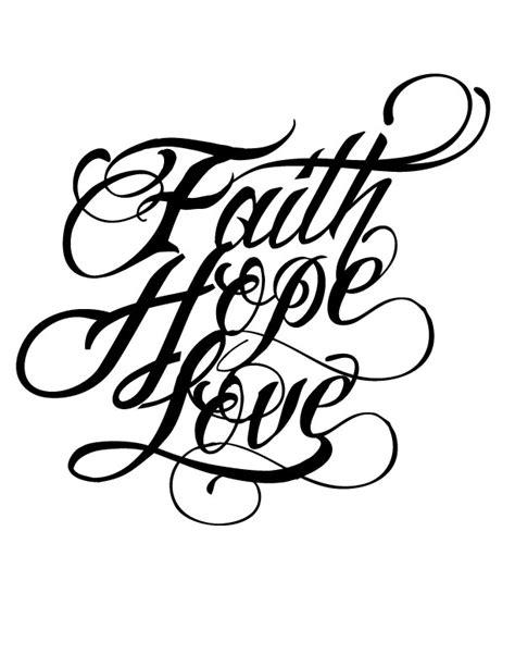 8 Latest Faith Tattoo Designs, Ideas And Samples
