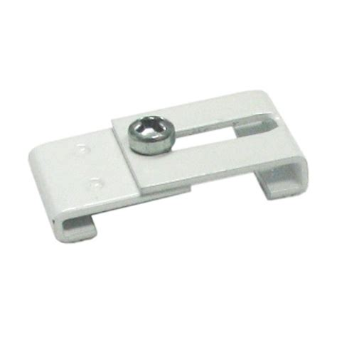 curtain track ceiling clip