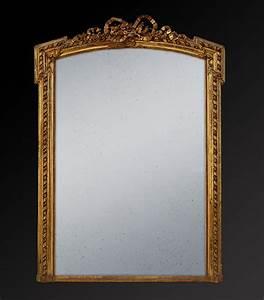 Miroir Doré Ancien : miroir chemin e ancien bois dor ~ Teatrodelosmanantiales.com Idées de Décoration