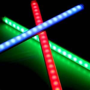 Led Streifen Farbwechsel : rgb leiste 21 ultrahelle 5050 rgb leds auf 30cm alu profil steckba ~ Orissabook.com Haus und Dekorationen