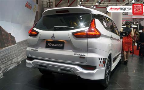 Gambar Mobil Gambar Mobilmitsubishi Xpander Limited by Mitsubishi Xpander Limited Belakang Autonetmagz