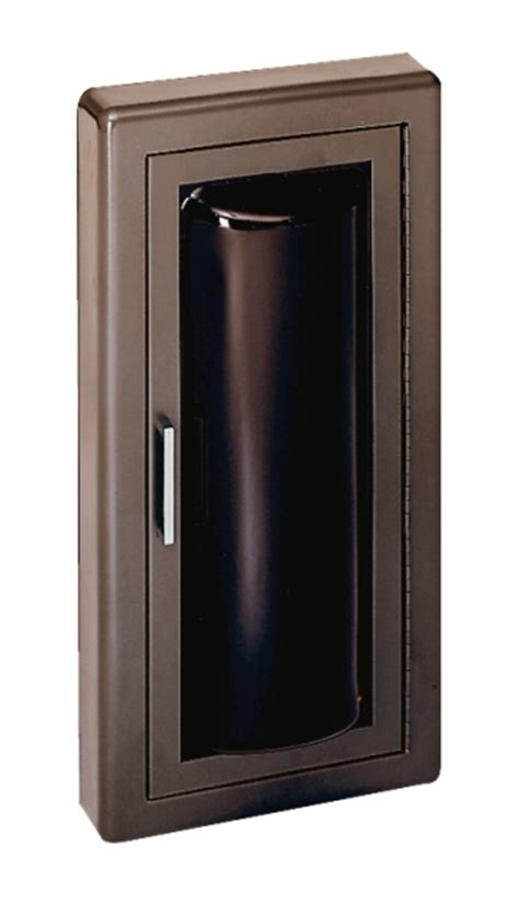 Jl Industries Extinguisher Cabinets by Smb Surface Mounted Extinguisher Cabinet With