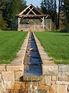 Wasserläufe Für Den Garten : wasser im garten 20 ideen f r gartengestaltung mit bachlauf ~ Michelbontemps.com Haus und Dekorationen