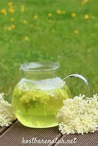 Lavendel Tee Selber Machen : der holunder ein uralter mystischer hausstrauch hausmittel tees kosmetikum holunder ~ Frokenaadalensverden.com Haus und Dekorationen