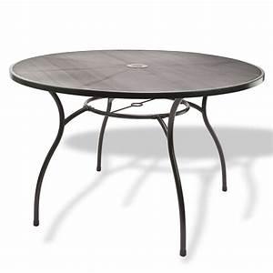 gartenmobel metall 1 x tisch rund 120x71 2 x stuhl set With französischer balkon mit schmiedeeisen stühle garten