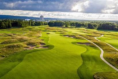 Golf Stone Turning Course Casino Resort Shenendoah