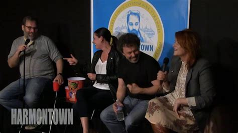 Row Row Row Your Boat Harmontown by I This Screencap From Last Sunday S Harmontown It