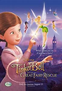 Tinker Bell And The Great Fairy Rescue 2019