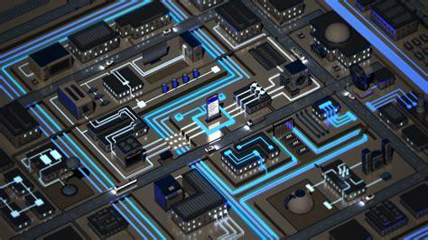 Megalopolis electronics 3D model   CGTrader
