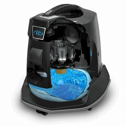 Rainbow Srx Cleaner Vacuum System Air Cleaning