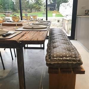 Banquette Sur Mesure : matelas capitonn pour banquette sur mesure ~ Premium-room.com Idées de Décoration