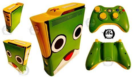 custom xbox  game console  ricepuppet gadgetsin
