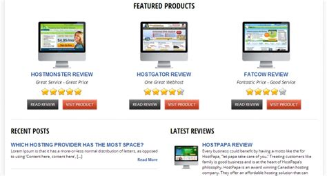 Product Review Template by Top 7 Blogs To Grow Organic Search Traffic