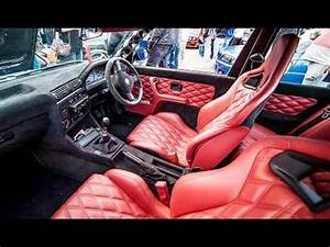 BMW E30 best Interior Tuning ever (WOW) - YouTube