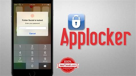 iphone app lock applocker lock your apps and folders with password touch