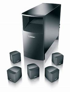 Bose Acoustimass 6 Home Entertainment Speaker System ...