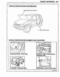 Manual De Taller Kia Sportage 1995