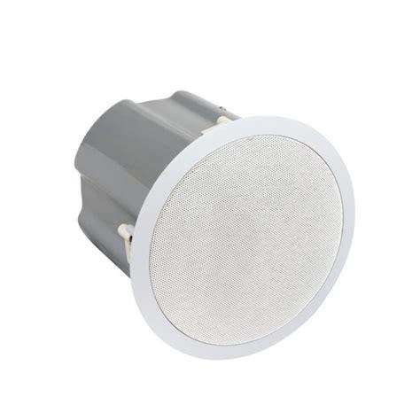 recessed light speaker es 62t recessed in ceiling self contained speaker