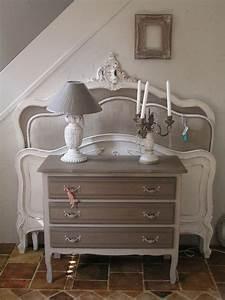 Meuble Repeint En Gris Perle : commode patines et cie relooking de meubles ~ Dailycaller-alerts.com Idées de Décoration