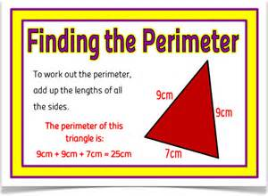 What Is Perimeter and Area