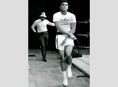 Religion Steps into the Boxing Ring Ali in '64 The