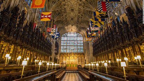 st georges chapel windsor  historic royal wedding