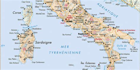 Carte Sud De Et Italie by Carte Routi 232 Re Italie Arts Et Voyages
