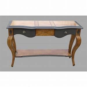 Console Ameublement : console arbal te meubles de normandie ~ Melissatoandfro.com Idées de Décoration