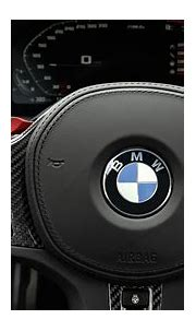 2021 BMW M4 Coupe Competition - Interior, Steering Wheel ...