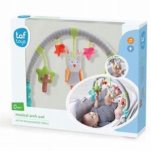 Baby Mobile Mit Musik Und Licht : spielbogen mit musik und licht eule taf toys ~ Michelbontemps.com Haus und Dekorationen