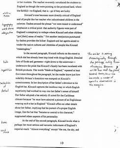 narrative analysis example essay