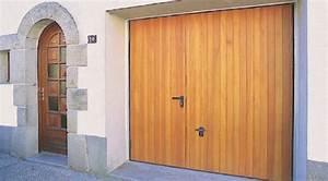 volets fermetures portes de garage dl bois et pvc With porte de garage et porte en bois blanc