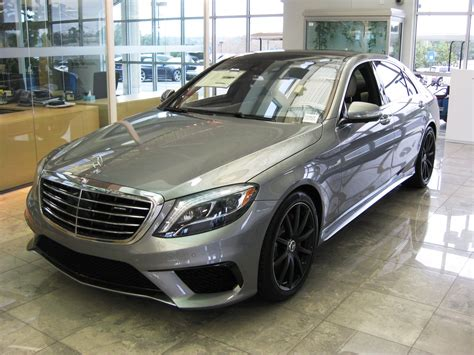 2015 Mercedes S63 by Benzblogger 187 Archiv 187 2015 Mercedes S63 Amg